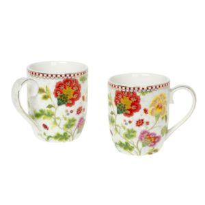 floral mug 150 13E
